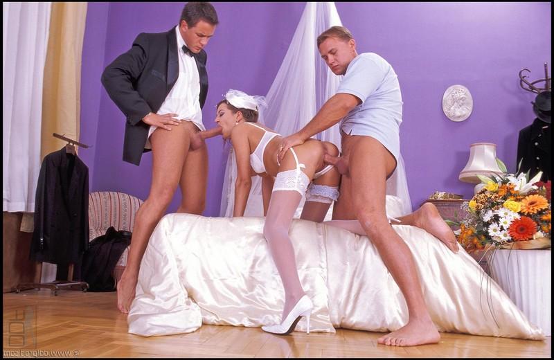 Архив порно фото невесты