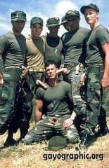Армия гей порно солдат